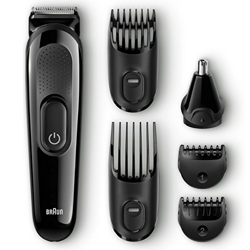 Braun MGK3020 - 6-in-One Multi Grooming Kit