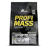 Olimp Sport Nutrition Profi Mass Zip Bag Ganador de Masa Muscular, Sabor Chocolate - 1000 gr