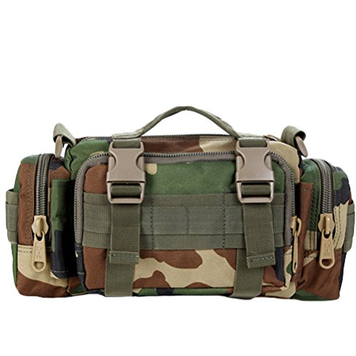 MatchLife, Borsa a zainetto donna Camouflage6 Camouflage5