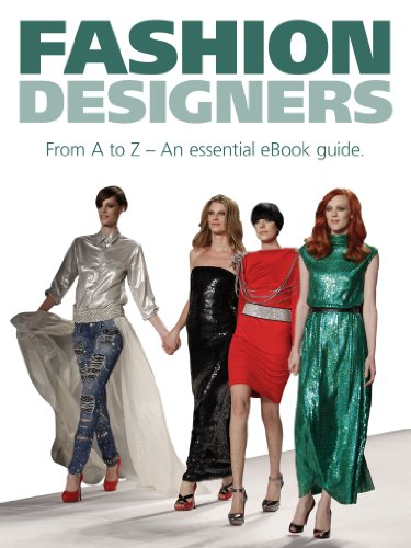 Kostüm Eine Sims - Fashion Designers (English Edition)
