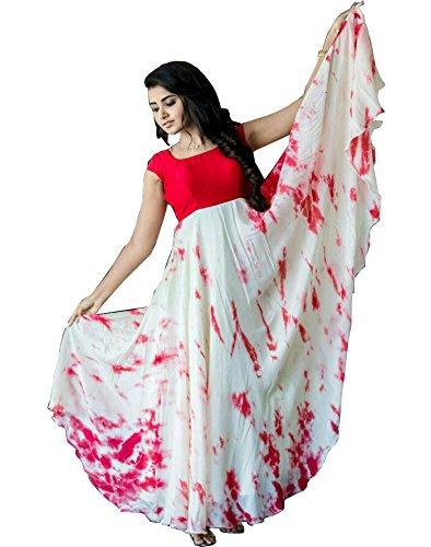 Sai creation Women's Silk Dress Material (Sc1273_Pink)