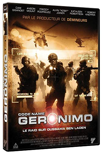 Code name : geronimo [FR Import]