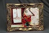 Gemalde mit Eiffelturm