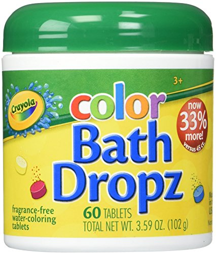 Scopri offerta per Bath Colour Dropz