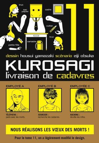 Kurosagi T11 : Livraison de Cadavres
