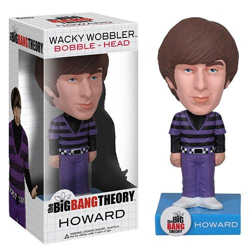Big Bang Theory Howard Wacky Wobbler Bobble-Head