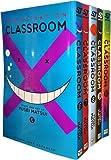 Assassination Classroom Yusei Matsui Volume 6-10 Collection 5 Books Set (Series 2)