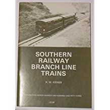 Southern Railway Branch Line Trains (Locomotion Papers)