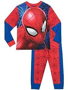 Pijama Juvenil de Spider-man multicolor