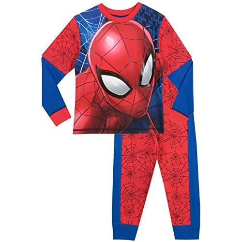Spiderman Pijama para Niños Spider-Man 5