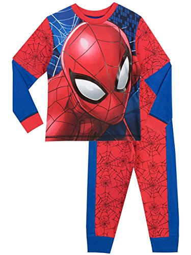 Spiderman Pijama Niños Spider-Man Multicolore 3 -