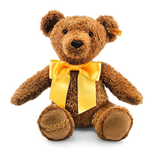 Steiff-690037-Cosy-Year-Bear-2017-Toy