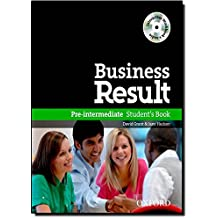 Business Result Pre-Intermediate Student's Book : with Interactive CD-rom