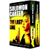 The Last Line - Thriller Boxed Set - books 1 & 2: The Last Line Conspiracy Thriller series