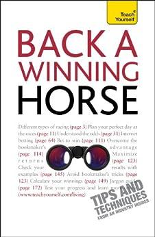 Back a Winning Horse: Teach Yourself by [Levez, Belinda]