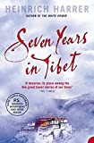 Seven Years in Tibet by Heinrich Harrer front cover