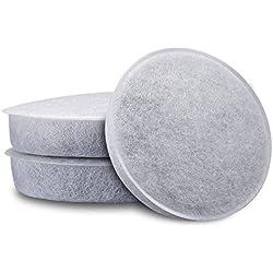 honeyguaridan W25/W18 Filtres de Remplacement en Carbone pour Fontaine à Eau pour Animaux Domestiques (Pack de 3)