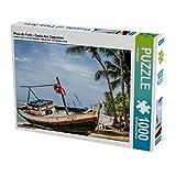 Praia do Forte - Costa dos Coqueiros 1000 Teile Puzzle quer: Brasilien abseits von Rio (CALVENDO Orte)