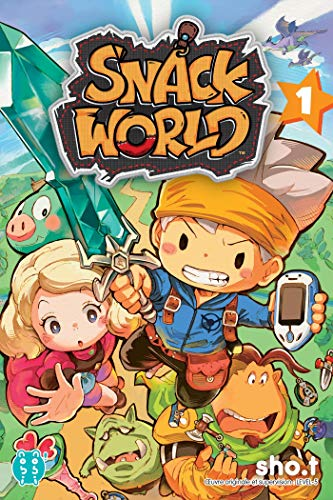 Snack World Edition simple Tome 1