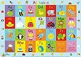 Little Wigwam - Tappetino con l'alfabeto by Little Wigwam