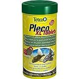 Tetra Pleco Tablets XL 133 Tabletten, Flockenfutter, Hauptfutter