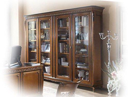 Bücherwand 4 Türen - 2