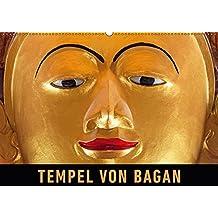 Tempel von Bagan (Wandkalender 2018 DIN A2 quer): Eine Fotoreise nach Myanmar in die historische Königsstadt Bagan. (Monatskalender, 14 Seiten ) (CALVENDO Orte) [Kalender] [Apr 27, 2017] Ristl, Martin