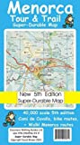 Menorca Tour & Trail Super-durable Map (5th Edition)