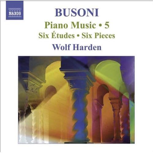 6 Etudes, Op. 16: No. 5. Fuga: Allegro giusto