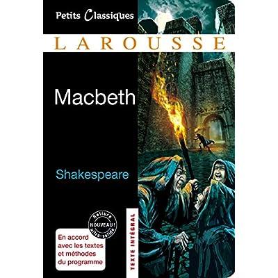 Macbeth - collège 4/3ème