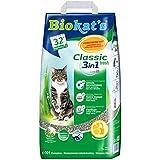 Biokat's Katzenstreu Classic Fresh 3in1, 1 Packung (1 x 10 Liter)