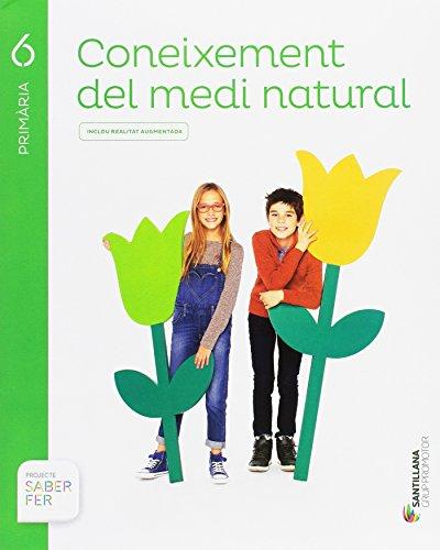 Coneixement del medi natura 6 primaria saber fer