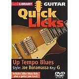 Guitar Quick Licks - Up Tempo Blues/Joe Bonamassa