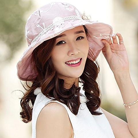 fqg * Stetson chapeau chapeaux Visor féminine de la jeunesse