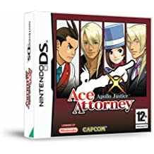 Image of Ace Attorney: Apollo Justice (Nintendo DS) - Comparsion Tool