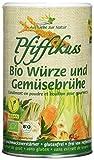 Pfiffikus Streuwürze und Gemüsebrühe 250g