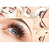 Wimpern LK LANKIZ Wimpern Einzeln C Curl 0,15mm Einzelne Wimpern Gemischt Tablett Künstliche Wimpern für Wimpern Extensions Vergleich