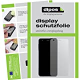 dipos Medion E6912 Tablet eBook Reader Schutzfolie (2 Stück) - Antireflex Premium Folie matt