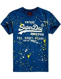50b6dea293b74 Amazon.fr   Superdry - T-shirts, polos et chemises   Homme   Vêtements