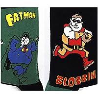 Fatman & Blobin los antihéroes: calcetines