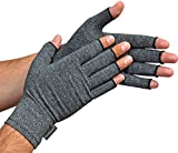 MedipaqAnti-Arthritis Gloves (Pair) - Providing Warmth and Compression to Help Increase Circulation Reducing Pain and Promoting Healing