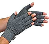 Medipaq Anti-Arthritis Gloves (Pair) - Providing Warmth and Compression to Help Increase Circulation Reducing Pain and Promoting Healing