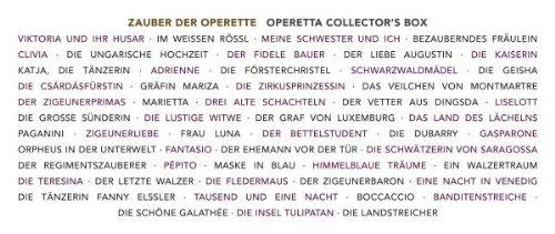 Zauber Der Operette [Import anglais]