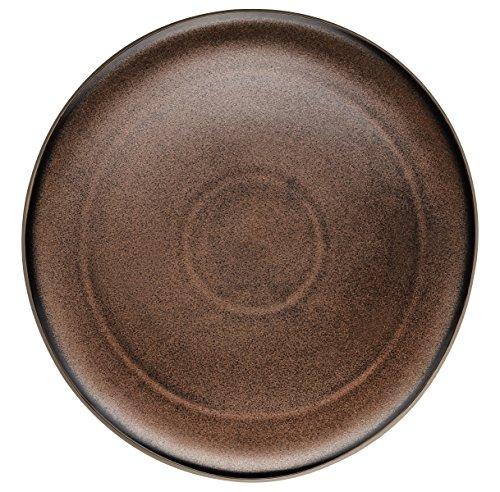 Rosenthal - Junto Bronze - Teller flach - Steinzeug - Ø 30 cm