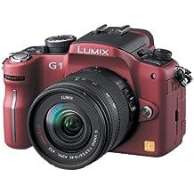 Panasonic Cámara réflex digital Lumix (Lumix) G1lente Kit dmc-g1K-r