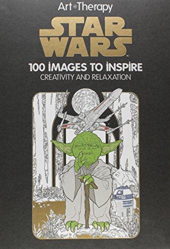 Art Therapy: Star Wars por Catherine Saunier-Talec