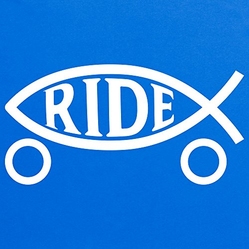 Sign Of The Ride T-Shirt, Herren Royalblau