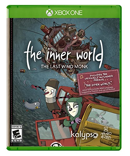 The Inner World – The Last Wind Monk Xbox One 51uFZMRNn6L