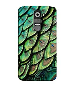 FUSON Designer Back Case Cover for LG G2 :: LG G2 Dual D800 D802 D801 D802TA D803 VS980 LS980 (Colourful Psychee Vibrant Colors Modern Art Silk Paintings )