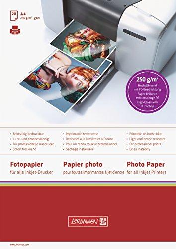 BRUNNEN 1061643 Fotoalbum-Einlegeblatt